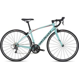 Specialized Dolce 2017, turquoise/black/red - Rennrad