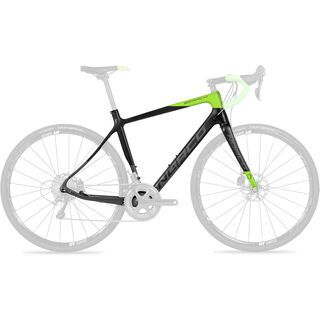 Norco Search C Frame & Fork 2017, green/grey