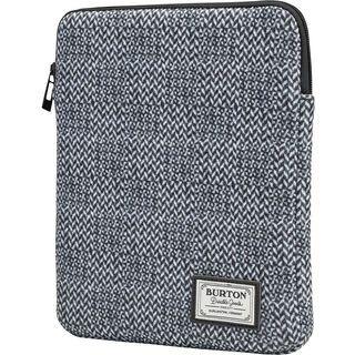 Burton Tablet Sleeve, Pinwheel Weave Print - Schutzhülle
