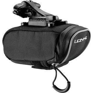 Lezyne Micro Caddy QR, black - Satteltasche