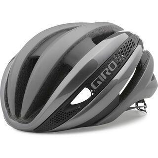 Giro Synthe, titan silver - Fahrradhelm