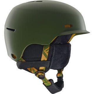 Anon Highwire, green - Snowboardhelm