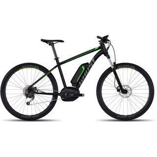 Ghost Hybride Teru 5 AL 2017, black/grey/green - E-Bike