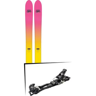 Set: DPS Skis Yvette 112 RP2 Foundation 2018 + Tyrolia Adrenalin 16 AT
