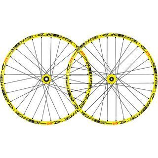 Mavic Deemax Ultimate 26, yellow - Laufradsatz