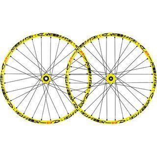 Mavic Deemax Ultimate 26, yellow - Laufradsatz