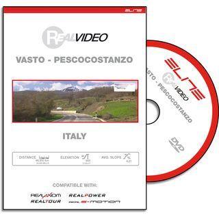 Elite DVD für RealAxiom, RealPower und RealTour - Vasto - Pescocostanzo - DVD