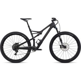 Specialized Camber FSR Expert Carbon 29 2017, carbon/charcoal - Mountainbike