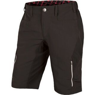 Endura SingleTrack III Short, schwarz - Radhose