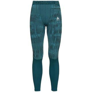 Odlo Men's Blackcomb Baselayer Pants, submerged
