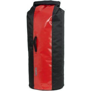 Ortlieb Dry-Bag PS490 - 79 L, black-red - Packsack