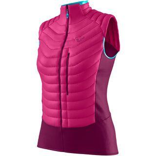 Dynafit TLT Light Insulation Women Vest flamingo