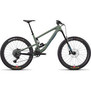 Santa Cruz Bronson C S Reserve 2020, olive/blue - Mountainbike