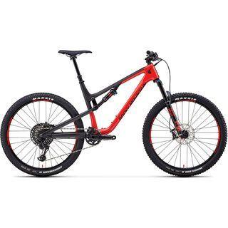 Rocky Mountain Thunderbolt Carbon 70 2018, red/smoke/black - Mountainbike