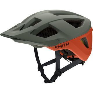 Smith Session MIPS, matte sage red rock - Fahrradhelm