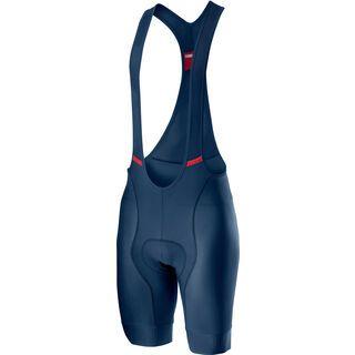 Castelli Competizione Bibshort, dark infinity blue - Radhose