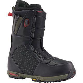 Burton Imperial 2016, Black/Green/Red - Snowboardschuhe