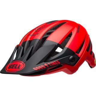 Bell Sixer MIPS Fasthouse, red/black - Fahrradhelm
