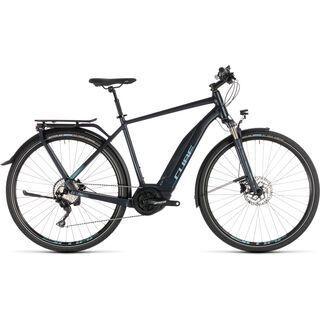 Cube Touring Hybrid Pro 500 2019, darknavy´n´blue - E-Bike