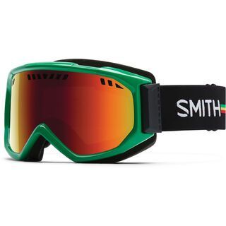 Smith Transit Pro, blush/ignitor mirror - Skibrille