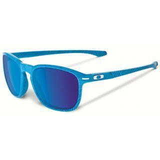 Oakley Enduro Fingerprint, sky blue/Lens: sapphire iridium - Sonnenbrille