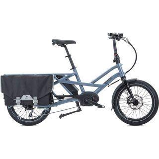 Tern GSD S10 Lastenrad 2019, matte silver blue - E-Bike
