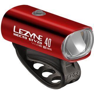 Lezyne Hecto StVZO 40, rot - Beleuchtung
