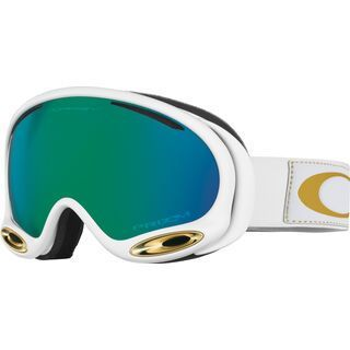 Oakley A Frame 2.0 Lindsey Vonn Signature, gold herringbone/Lens: prizm jade iridium
