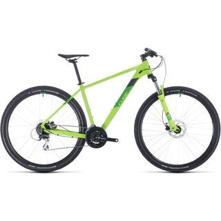 Cube Aim Pro 27.5 2020, green´n´iridium - Mountainbike