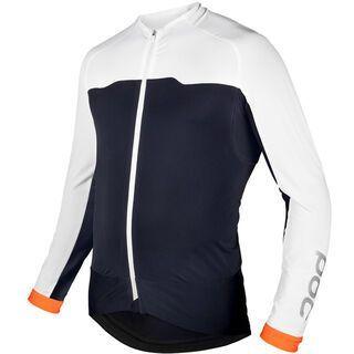 POC AVIP Spring Jacket, nickel blue/hydrogen white - Radjacke