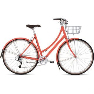 Specialized Daily Sport Step Through 2016, coral - Urbanbike