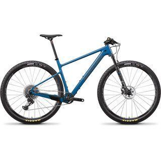 Santa Cruz Highball CC X01 2020, blue/primer - Mountainbike