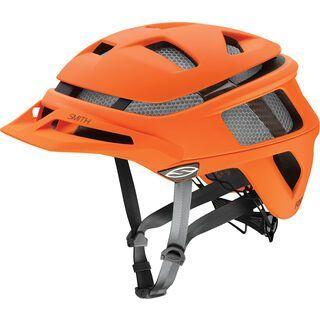 Smith Forefront, matte neon orange - Fahrradhelm