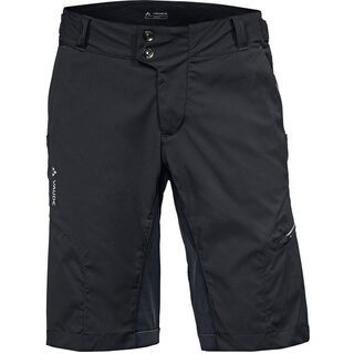 Vaude Women's Dyce Shorts, black - Radhose