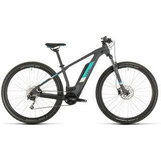 *** 2. Wahl *** Cube Access Hybrid ONE 29 2020, grey´n´aqua - E-Bike   Größe 17 Zoll