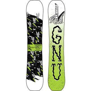 Gnu Money Wide 2020 - Snowboard
