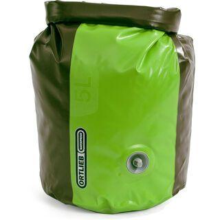 Ortlieb Dry-Bag PD350 Valve, oliv-limone