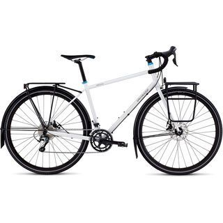 Specialized Awol Elite 2016, white/silver/blue - Rennrad