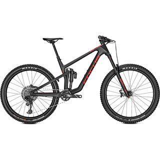Focus Focus Sam 9.9 2019, black/red - Mountainbike