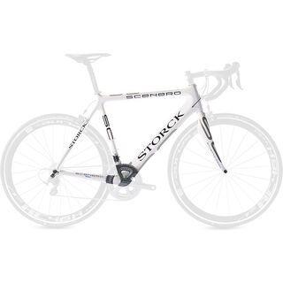 Storck Scenero G2 2015, white - Fahrradrahmen