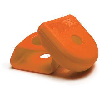 Race Face Crank Boot Small - Kurbelarmschutz, orange