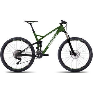 Ghost SL AMR LC 6 2016, green/white - Mountainbike