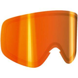 POC Lobes Lens, Orange/Silver mirror - Wechselscheibe