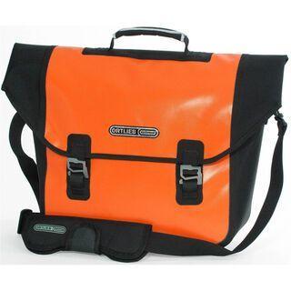 Ortlieb In-Town, orange-schwarz - Messenger Bag
