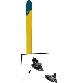 Set: DPS Skis Wailer 112 RP2 Tour1 2018 + Dynafit ST Rotation 10 black