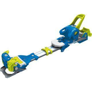 Tyrolia Ambition 12 ohne Bremse, soldi blue yellow - Skibindung