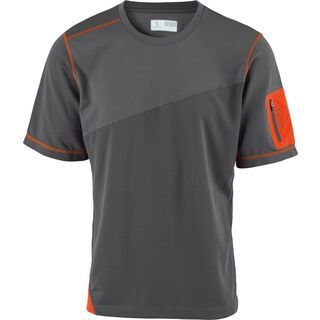 Scott Trail MTN 20 s/sl Shirt, dark grey - Radtrikot