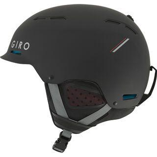 Giro Discord, matte black/red sport tech - Skihelm