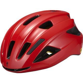 Specialized Align II MIPS, gloss flo red - Fahrradhelm