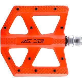 Azonic Kamikaze RL Pedal, neon orange - Pedale